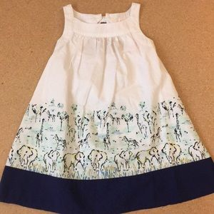 Girls summer dress NWT